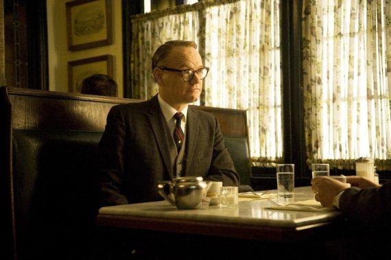 """Kadras iš serialo """"Mad Men. Reklamos vilkai""""/Pagrindinį vaidmenį seriale apie Černobylio katastrofą atliksiantis Jaredas Harrisas"""
