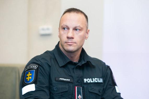 Juliaus Kalinsko / 15min nuotr./Linas Pernavas