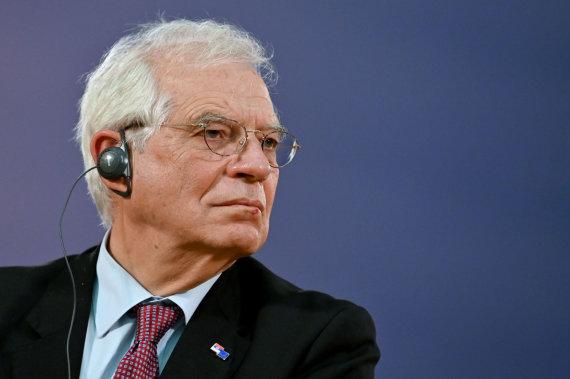 """AFP/""""Scanpix"""" nuotr./Josepas Borrellis"""