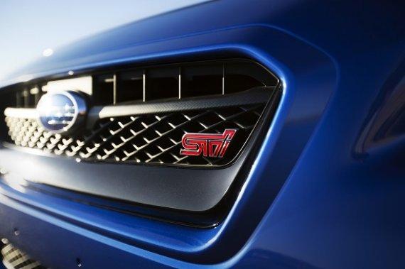 """Gamintojo nuotr./""""Subaru WRX STI"""""""