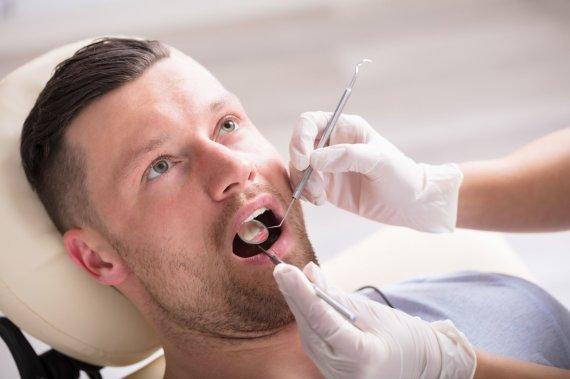 """Scanpix"" nuotr./Vizitas pas odontologą"