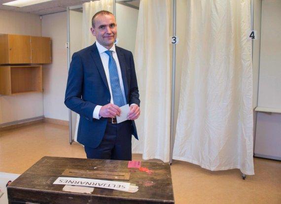 Guðni Thorlacius Johannessonas per 2016 metų rinkimus