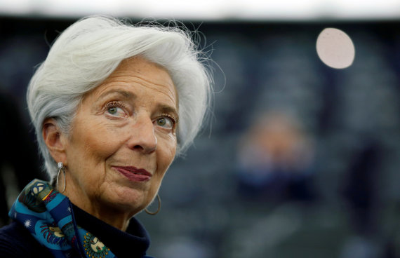 """Reuters""/""Scanpix"" nuotr./Christine Lagarde"