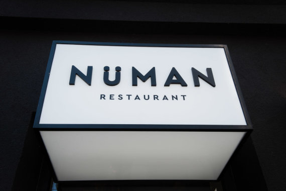 "Restorano archyvo nuotr./Restoranas ""Nüman"""