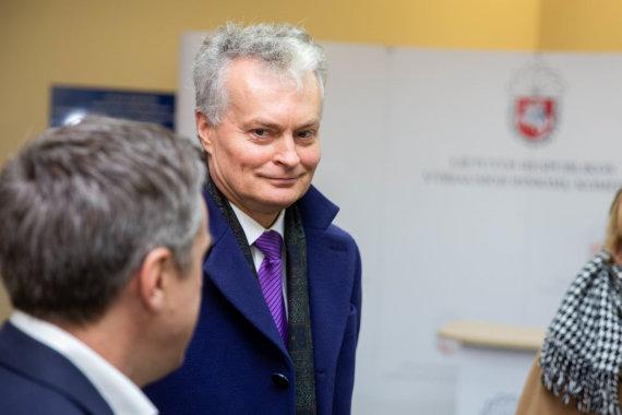 Žygimanto Gedvilos / 15min nuotr./Gitanas Nausėda