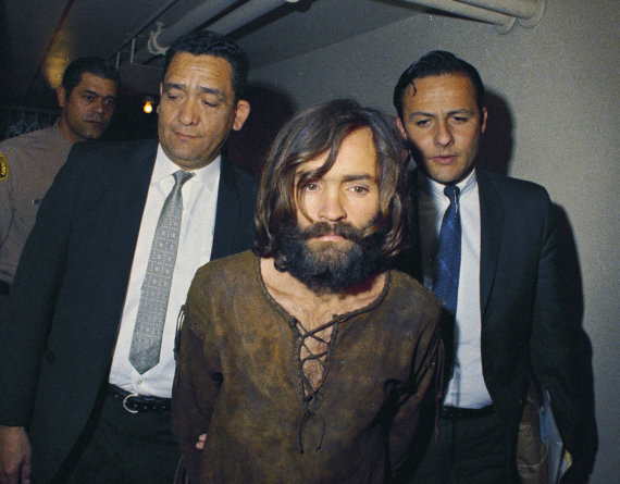 """Scanpix""/AP nuotr./Charlesas Mansonas"