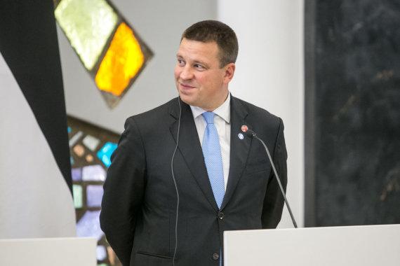 Photo by Julius Kalinskas / 15min / Juri Ratas