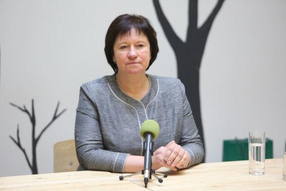 Juliaus Kalinsko/15min.lt nuotr./Virginija Baltraitienė