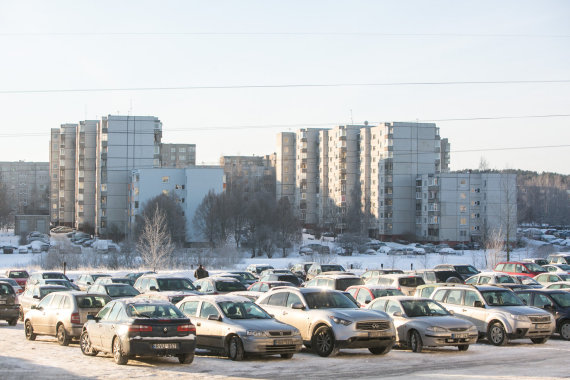 Juliaus Kalinsko / 15min nuotr./ Žiema
