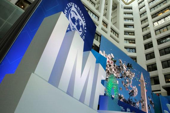 """""""Reuters""""/""""Scanpix"""" nuotr./Tarptautinis valiutos fondas"""