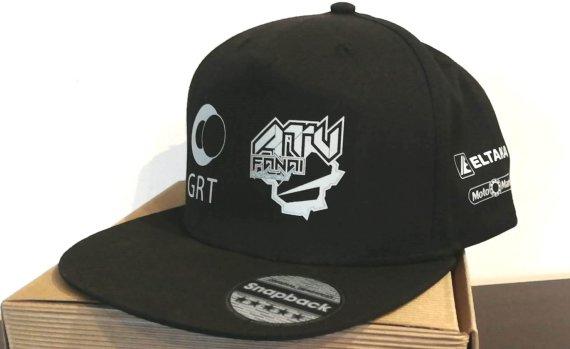 """""""ATV fanai Racing Team"""" kepurė"""