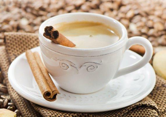 123RF.com nuotr./Kava su cinamonu
