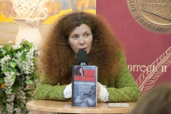 """Wikimedia Commons"" nuotr./Julija Latynina 2013 m."