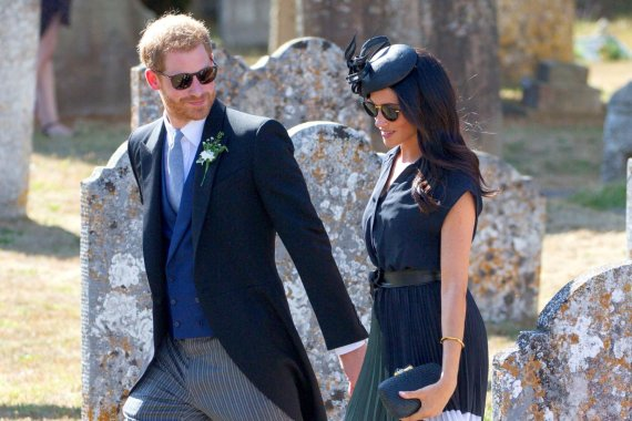 Vida Press nuotr./Princas Harry ir Sasekso hercogienė Meghan