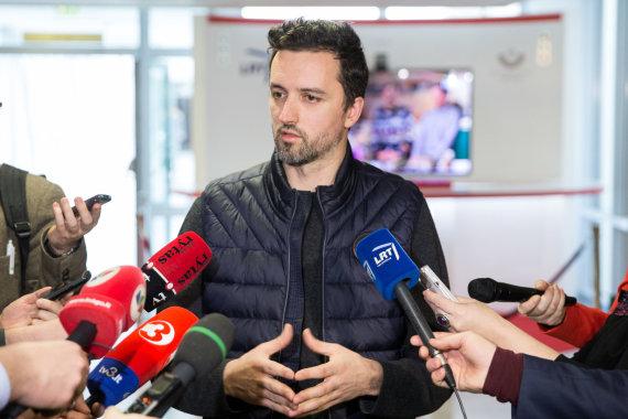 Žygimanto Gedvilos / 15min nuotr./Lauras Lučiūnas