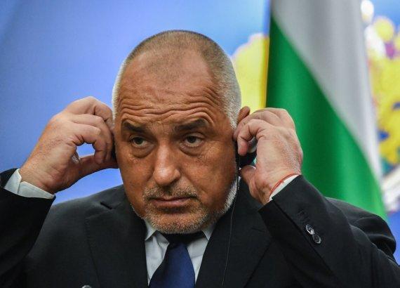 """AFP/""""Scanpix"""" nuotr./Boiko Borisovas"""