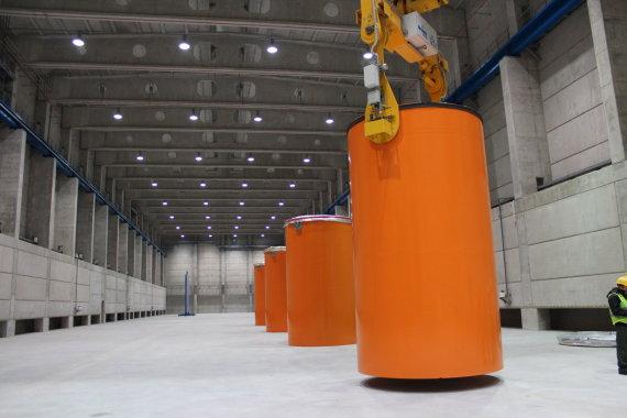 Ignalinos AE nuotr./Ignalinos atominė elektrinė