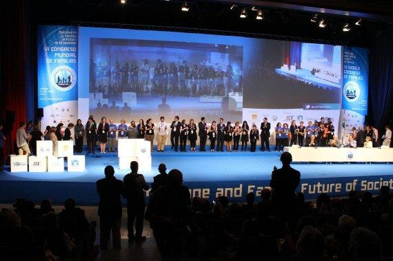 Pietų skurdo teisių centro nuotr./Pasaulio šeimų kongresas