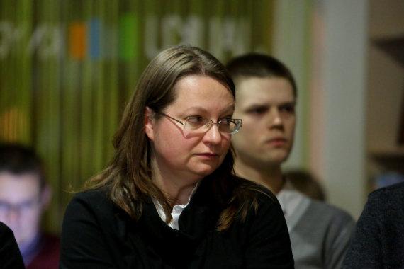 15min.lt/Juliaus Kalinsko nuotr./Jurgita Eivaitė