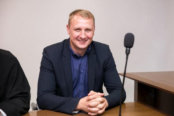Žygimanto Gedvilos / 15min nuotr./Andrius Šedžius