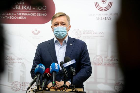 Juliaus Kalinsko / 15min nuotr./Ramūnas Karbauskis