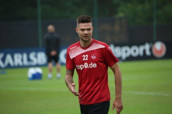 FC Kaiserslautern nuotr./Lukas Spalvis