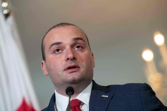 """AFP/""""Scanpix"""" nuotr./Mamuka Bachtadzė"""