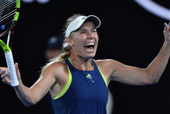"""""""Scanpix"""" nuotr./Carolina Wozniacki"""