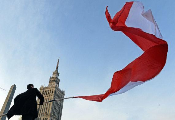 """AFP/""""Scanpix"""" nuotr./Lenkija"""