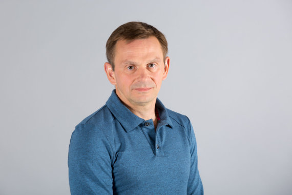 Juliaus Kalinsko / 15min nuotr./Raimundas Celencevičius