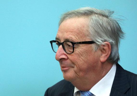 """Reuters""/""Scanpix"" nuotr./Jeanas-Claude'as Junckeris"