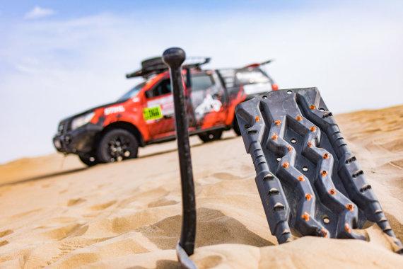 iGo2Dakar nuotr./Dakaro ralio akimirkos