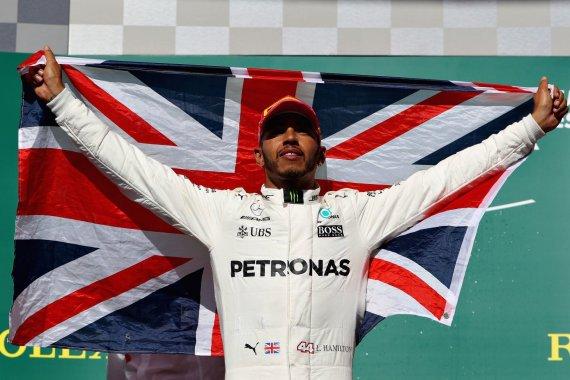 """""""Scanpix"""" nuotr./""""Formulė 1"""" Ostine, JAV: nugalėjo Lewisas Hamiltonas"""
