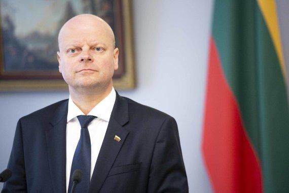 Arno Strumilos / 15min nuotr./Ministras Pirmininkas Saulius Skvernelis