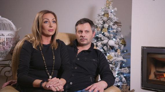 TV3 nuotr. /Gerda ir Andrius Žemaičiai