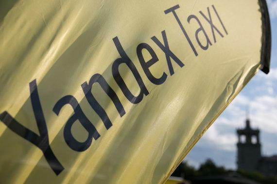 """Žygimanto Gedvilos / 15min nuotr./Oficialus """"Yandex. Taxi"""" prisistatymas"""