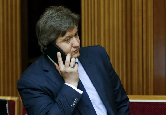 """Reuters""/""Scanpix"" nuotr./Oleksandras Danyliukas"
