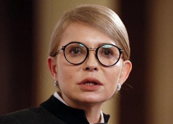 """""""Scanpix""""/AP nuotr./Julija Tymošenko"""