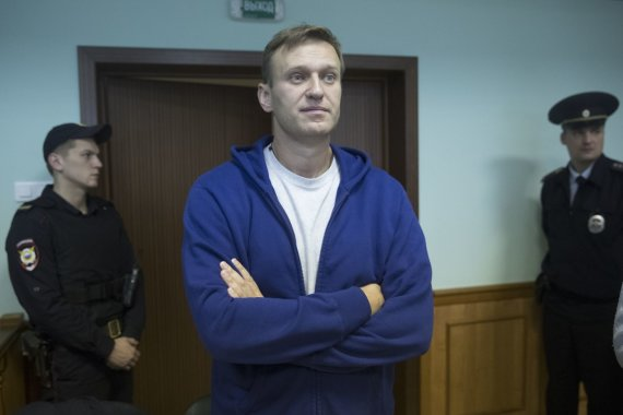"""Scanpix""/AP nuotr./Aleksejus Navalnas"