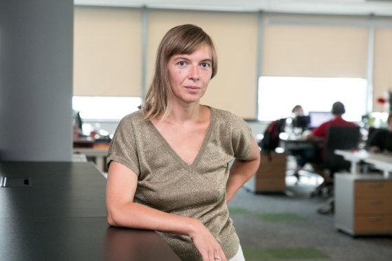 Juliaus Kalinsko / 15min nuotr./Lina Lapelytė