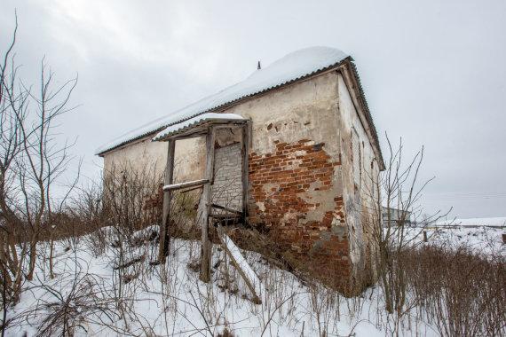 Vidmanto Balkūno / 15min nuotr./Moluvėnų karaimų kenesa