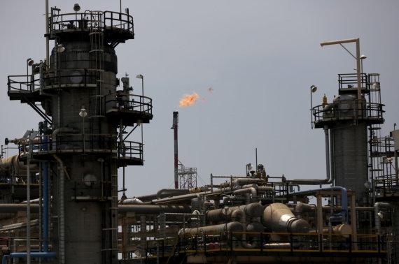 """Reuters""/""Scanpix"" nuotr./Naftos perdirbimo įmonė"