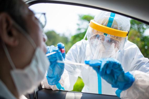 123RF.com nuotr./Tyrimai dėl koronaviruso