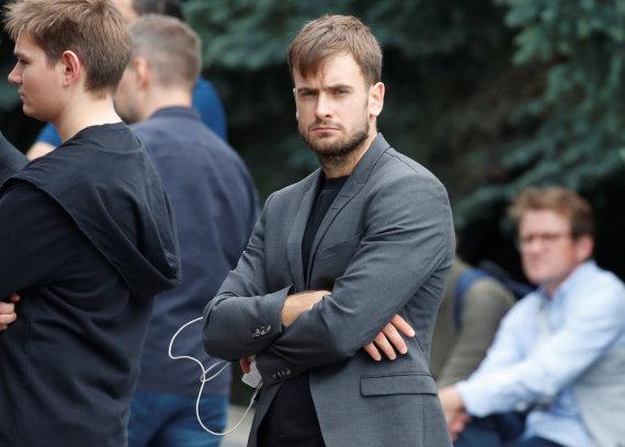 """""""Reuters""""/""""Scanpix"""" nuotr./Piotras Verzilovas"""