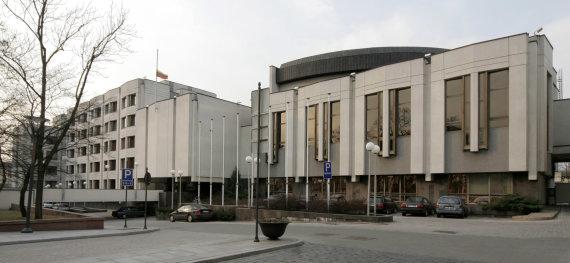 Raimondo Urbakavičiaus nuotr./LR Vyriausybės rūmai