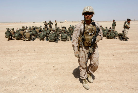 """Reuters""/""Scanpix"" nuotr./JAV kariai Afganistane"