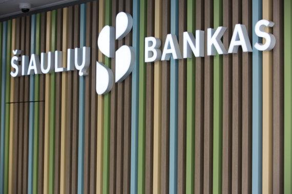 Šiaulių banko nuotr./Šiaulių bankas