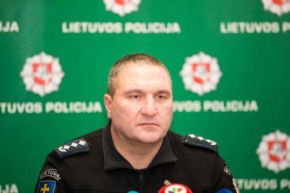 Mariaus Vizbaro / 15min nuotr./Darius Žukauskas