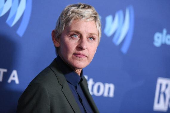 """""""Scanpix"""" nuotr./Ellen DeGeneres"""