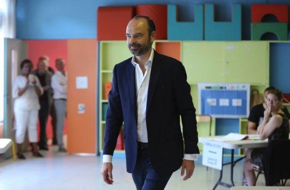 "AFP/""Scanpix"" nuotr./Edouard'as Philippe'as"